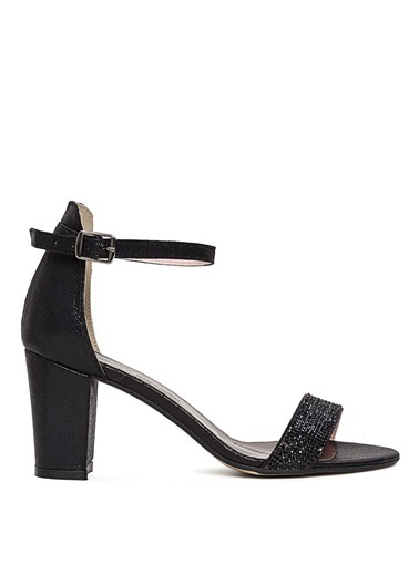 Sole Sisters Topuklu Sandalet Siyah - Petrica2 Siyah